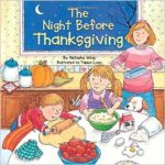 Image of book: The Night Before Thanksgiving