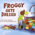 Image of Book: Froggy Gets Dressed